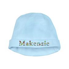Makenzie Bright Flowers baby hat