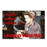 Happy Vandelay Employee Postcards (Pkg. of 8)