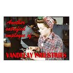 Happy Vandelay Employee Postcards (Pkg. of 8)