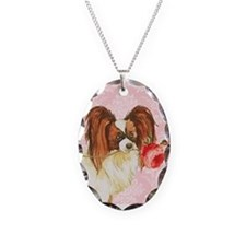 Papillon Rose Necklace