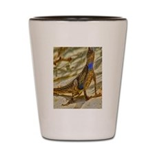 Lincoln's Sparrow Shot Glass