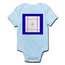 Trampoline Bed Infant Bodysuit