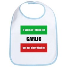 Garlic Lover Bib