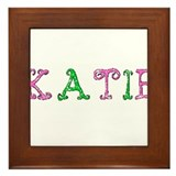 Katie Framed Tile