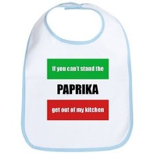 Paprika Lover Bib