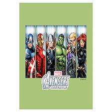 Avengers Assemble Wall Art