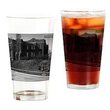 Hedrick School Drinking Glass