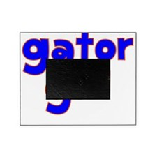 Gator Girl Picture Frame