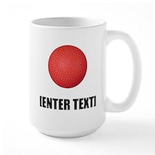 Kickball Personalize It! Mugs