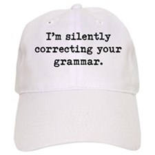 Silently Correcting Your Grammar Hat