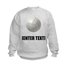 Volleyball Personalize It! Sweatshirt