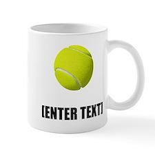 Tennis Personalize It! Mugs