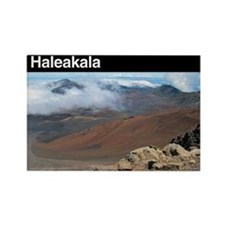 Haleakala National Park Rectangle Magnet