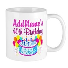 40TH PARTY Coffee Mug