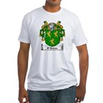 O'Horan Coat of Arms Fitted T-Shirt