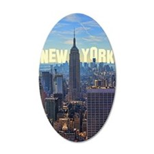 Empire State Building from t Wall Decal