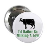 "Milking A Cow 2.25"" Button (10 pack)"