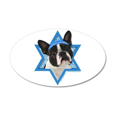 Hanukkah Star of David - Boston 35x21 Oval Wall De