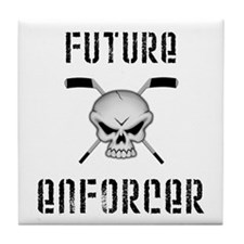 Future Enforcer Tile Coaster