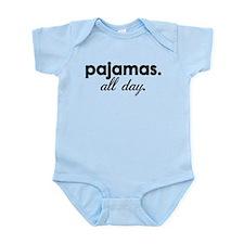 Pajamas Body Suit