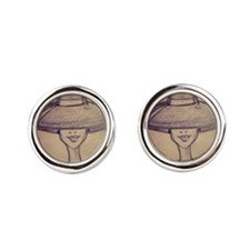 Elegant Lady Cufflinks