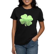 Custom Saint Patricks Day Design T-Shirt