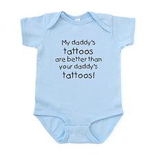 My daddy's tattoos Onesie