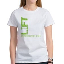 LIFT LIKE YOU MEAN IT - LIME Tee