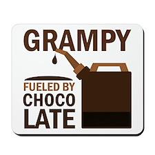 Grampy Chocolate Mousepad