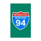 Interstate 94<BR> Sticker 2