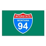 Iinterstate 94 <BR>Decal