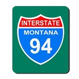 Interstate 94<BR> Mousepad