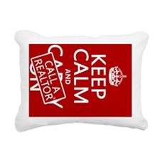 sm-land1 Rectangular Canvas Pillow