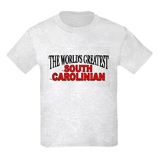 """The World's Greatest South Carolinian"" T-Shirt"