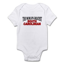 """The World's Greatest South Carolinian"" Infant Bod"