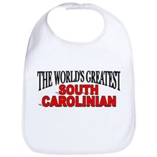 """The World's Greatest South Carolinian"" Bib"