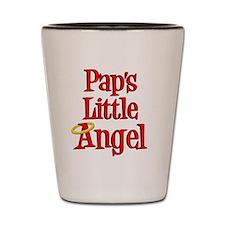 Paps Little Angel Shot Glass