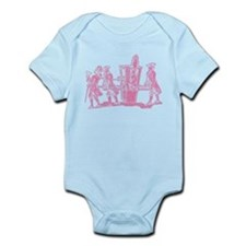 Wig Ride Infant Bodysuit