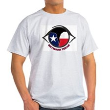 SkyWARN Texas Custom logo T-Shirt