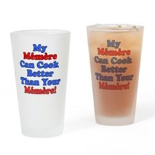 Memere Cook Better Drinking Glass