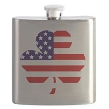 American shamrock 1 light Flask