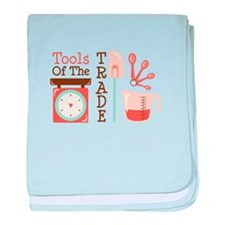 Tools of the Trade baby blanket