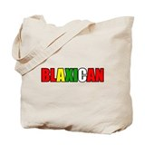 Blaxican Tote Bag