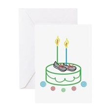 Runners Birthday Greeting Cards