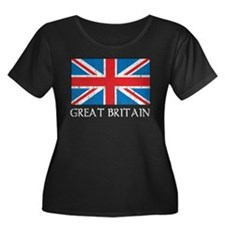 Great Britain Flag T