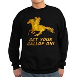 gallop horse tshirt