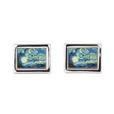 Emma Starry Night Cufflinks