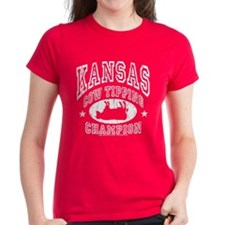 Kansas Cow Tipping Tee