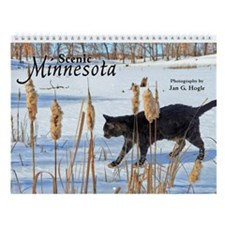 Scenic Minnesota Wall Calendar