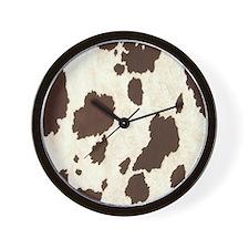 WESTERN PILLOW  76 Wall Clock